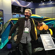 The 2014 IAAPA convention revealed brand-new theme-park innovations