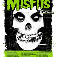The Attack heading out for a month-long tour with the Misfits