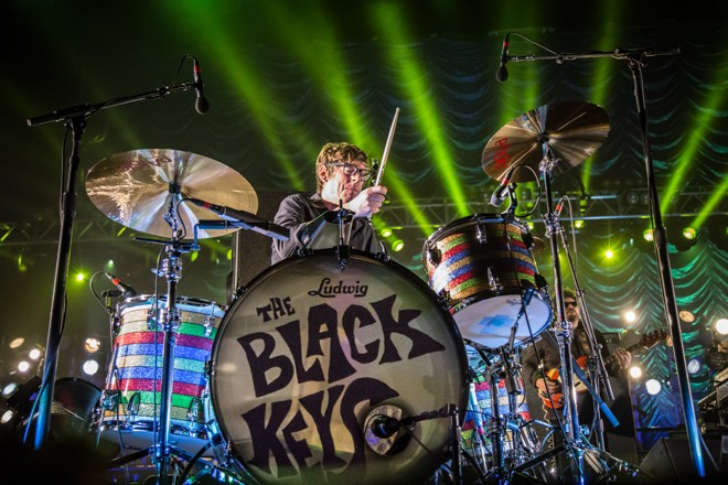 The Black Keys at Amway Center - LINDSAY TOMPKINS