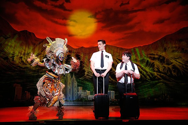 The Book of Mormon, Bob Carr Performing Arts Centre