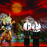 """The Book of Mormon"" says ""Hello again!"" to Orlando"