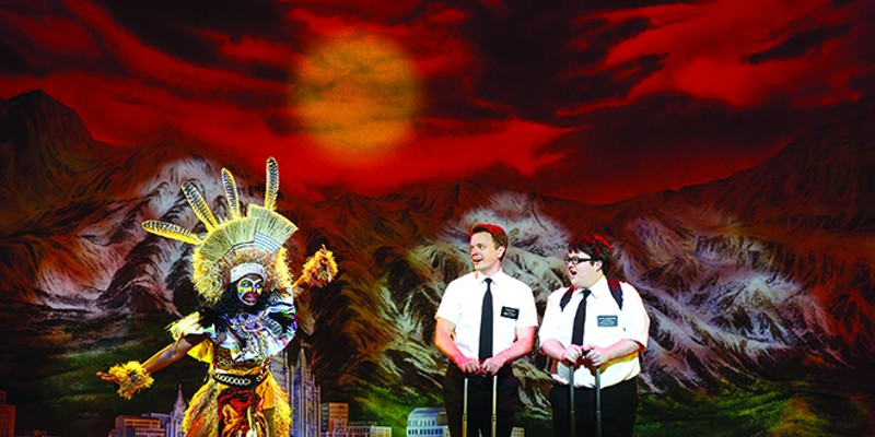 the book of mormon says hello again to orlando blogs