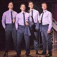 Theatre Review: Jersey Boys at Bob Carr