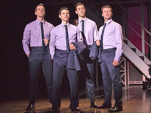 Theatre Review: Jersey Boys at Bob Carr | Blogs