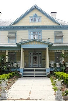 The cinematic pride of Bartow, FL. Photo by Izzy Sanchez.