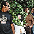 The Dirtbombs, The Perishers, Beat Circus, Curious George and more