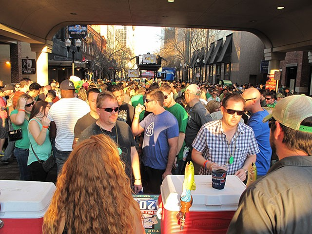 The Downtown Brew - PHOTO BY GAIL PECK