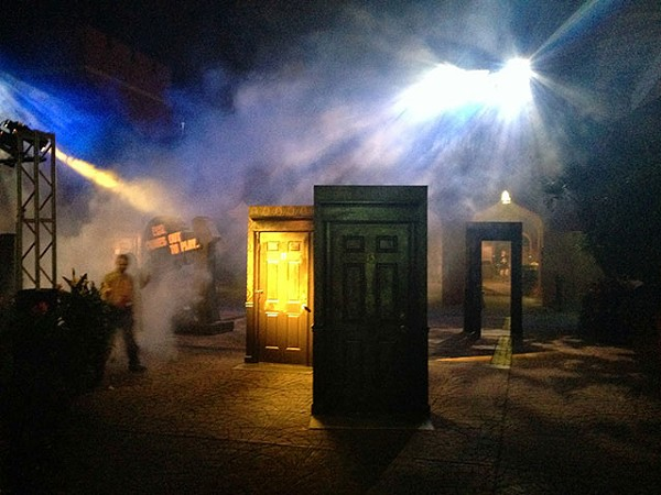 the experiment at busch gardens tampa s howl o scream gives universal orlando s halloween horror