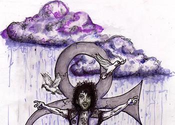 The famous night when Prince's 'Purple Rain' was born