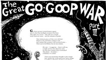 THE GREAT GO-GOOP WAR