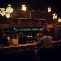 The Imperial Wine Bar and Beer Garden (1800 N. Orange Ave.)