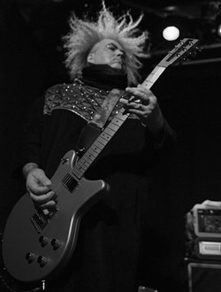 The Melvins at the Social (photo by GRB Creative)
