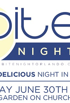The most delicious night in Orlando is SOLD OUT!