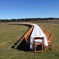 Outstanding in the Field flips the script, brings the table to the farm