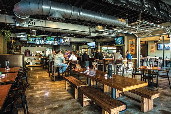 Bar On Porch : The porch is a raucous addition to winter park s bar scene