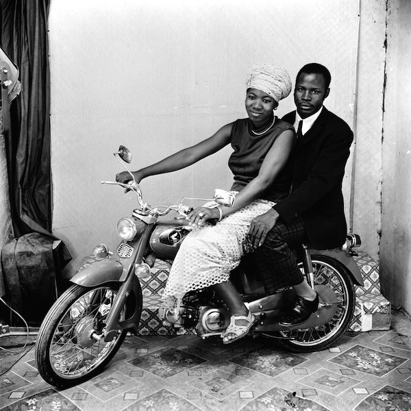 'The Two of Us on a Motorcycle'