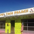 We've got estimated opening dates for the College Park PR's Taco Palace and RusTeak