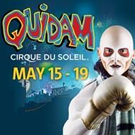 Theatre Review: Cirque du Soleil's Quidam