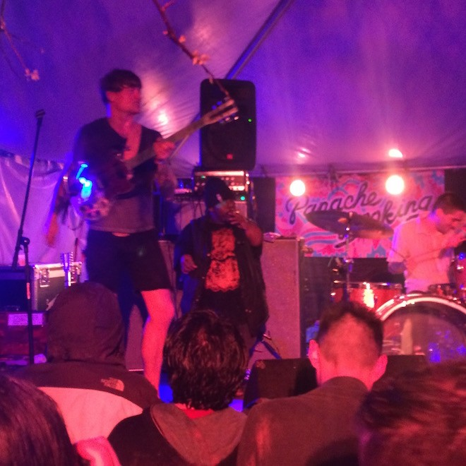 Thee Oh Sees at SXSW 2015 - PHOTO BY NICK MCGREGOR