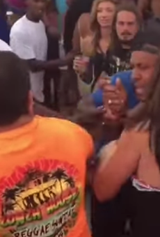 There was a massive bar brawl in St. Augustine over Memorial Day weekend