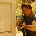 There's a lot of killing going on in 'The Gunman,' but the gore is exceedingly well done