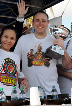 Things get spicy at the Orlando Chili Cook-Off