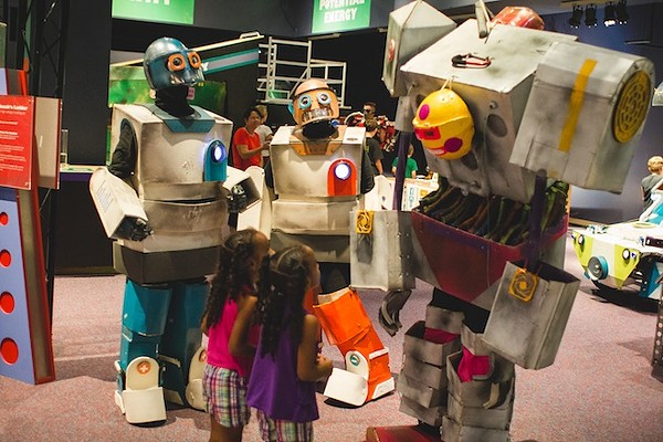 This is how we do it: Incredible photos from Orlando Mini Maker Faire