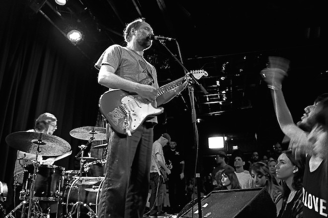 Built to Spill at the Social - JIM LEATHERMAN