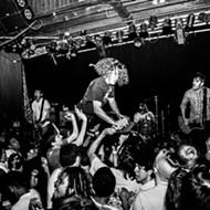 This Little Underground: Fidlar and Metz blow the house down