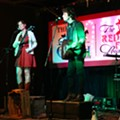 This Little Underground: Fort Defiance, Baby Erection, the Dull Blades (Will's Pub)