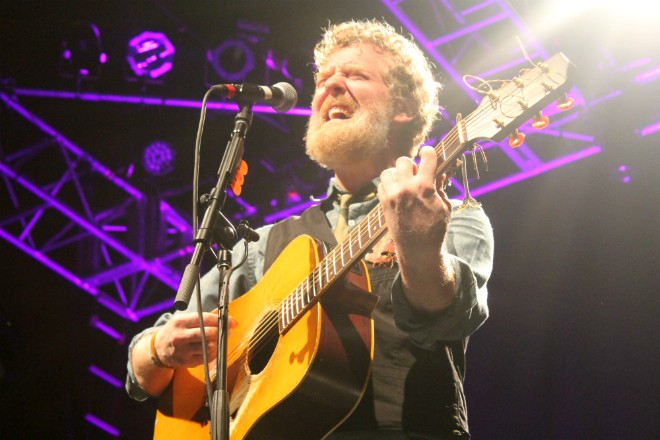 Glen Hansard at the Beacham - ASHLEY BELANGER