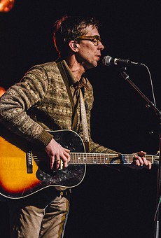 Justin Townes Earle at the Dr. Phillips Center