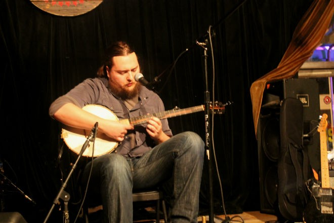 Nathan Bowles at Will's Pub - ASHLEY BELANGER