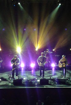 Trampled by Turtles with Orlando string quartet at House of Blues