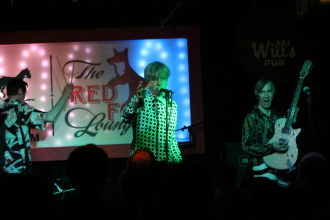 The Fleshtones at Will's Pub - ASHLEY BELANGER