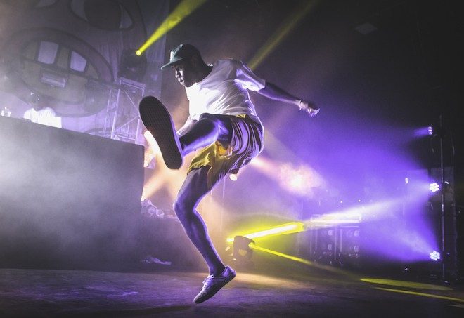 Tyler, the Creator at Plaza Live - CHRISTOPHER GARCIA