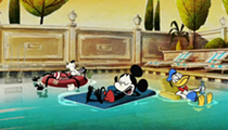"Three More New Mickey Mouse shorts, ""Gasp!"" ""Panda-monium"" and ""Stayin' Cool"""