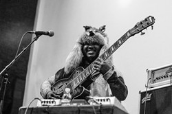 Thundercat at the Beacham (photo by Christopher Garcia)