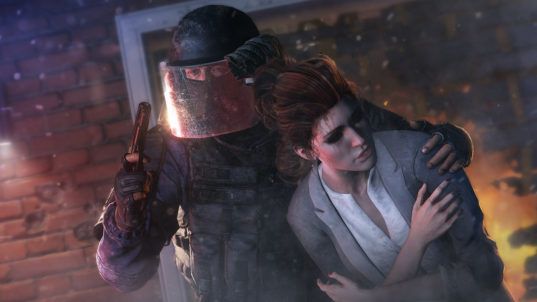 Tom Clancy's Rainbow Six: Seige