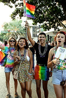 TONS of photos from the Come Out With Pride 2014 Parade