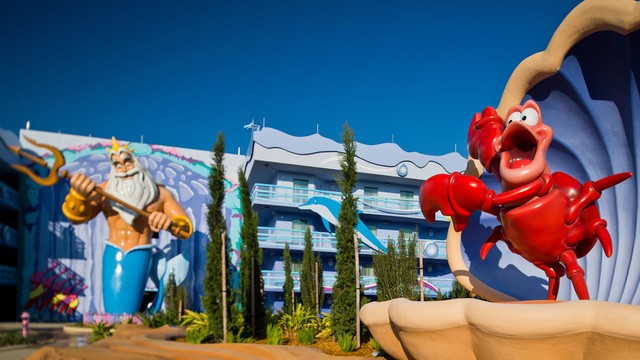 ART OF ANIMATION RESORT VIA DISNEYWORLD.DISNEY.GO.COM