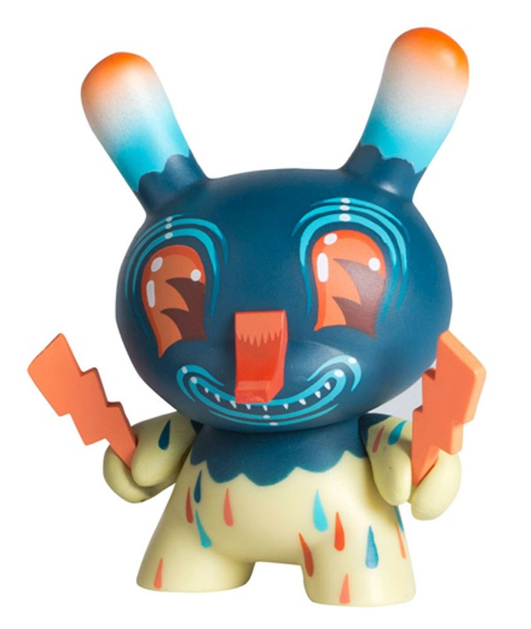 Travis Lampe's blustery Dunny