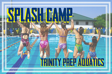 Trinity Prep Aquatics Splash Camp