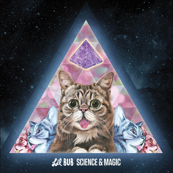 LIL BUB ALBUM COVER BY JOHANNAH O'DONNELL