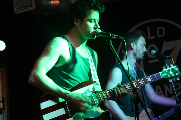 Show me something real: Photos from Turbo Fruits and Sol Cat at Will's Pub - PHOTO BY ASHLEY BELANGER