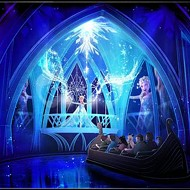 New patent suggests Disney may give 'Frozen' the Harry Potter interactive wand treatment