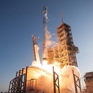 Lyft is offering half-priced rides from Orlando to watch the SpaceX Falcon Heavy launch