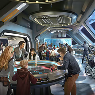 Disney's new Star Wars hotel will 'seamlessly connect' to Galaxy's Edge at Hollywood Studios