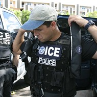 Florida witnessed the largest increase of ICE arrests in the country last year