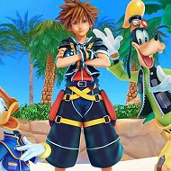 The Geek Easy and Tiny Waves team up for a Kingdom Hearts theme party